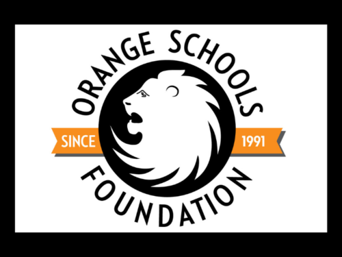 Donation to Orange Schools Foundation